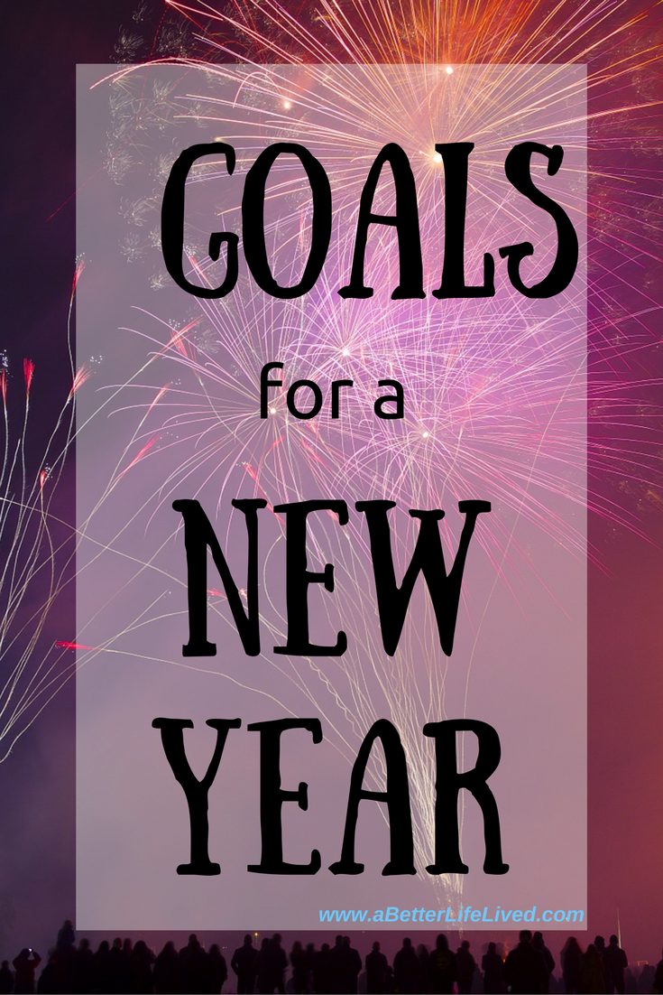 my goals for the year If you haven't set new year's goals with your kids in the past, this is a great year to try it out and have some fun with your kidssetting new year's resolutions doesn't have to be painful, boring, or a chore.